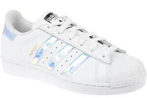 7770f1c54eefef adidas Superstar AQ6278 Kinder Sneakers - Weiß