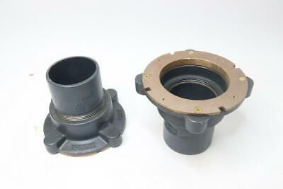 2 Pack Zurn 2186-001 Floor Drain Parts 4 X 3