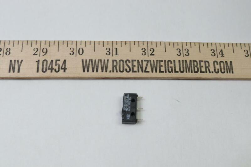 Pack of 10 - MBZ1 250VAC Micro Switch