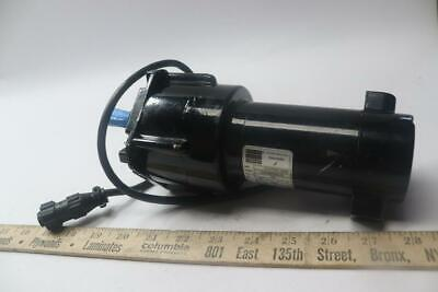 Bodine 24a4bepm-z3 Gear Motor Shaft Maker Robot 12 Volts Dc 601 Ratio Speed