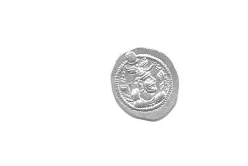 Sasanian Empire, Peroz, AD 459-484; AR Silver Dirhem