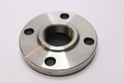 2 Threaded 304304l Stainless Steel Flange - Class 150