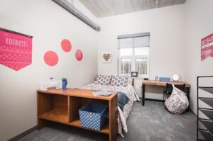 Sublet from May 1st to September 1st at Regent Student Living