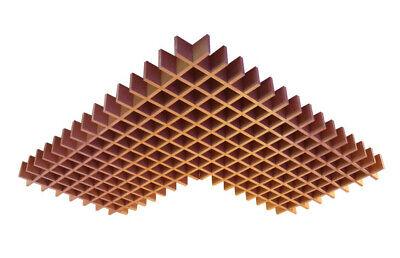 JAS Acoustics sound diffusor diffuser - V-shaped sound diffusion MixCoupler