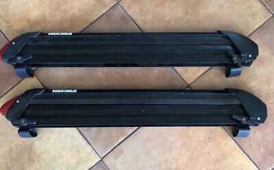 30-Inches Yakima Big Powderhound Ski Rack with Locks
