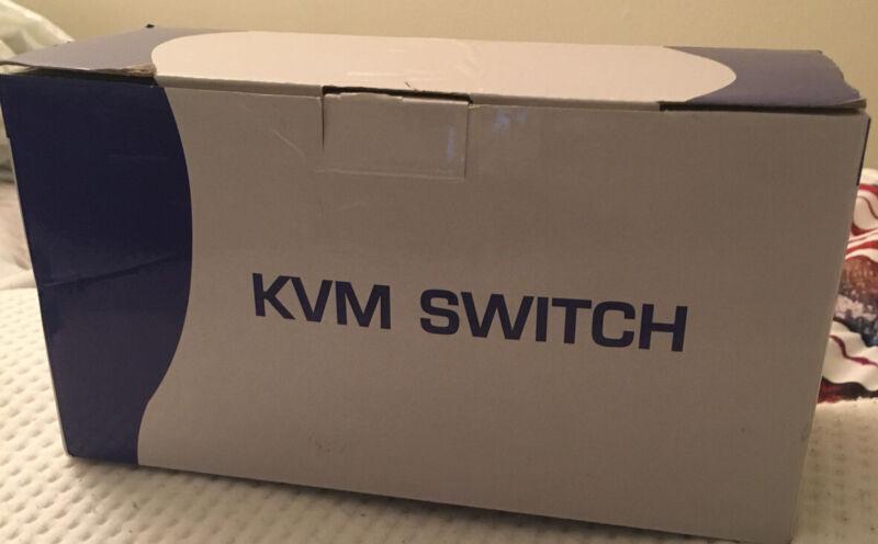 HDMI VGA KVM Switch Model CKLau-922HV