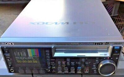 Usado, SONY Professional Disc Recorder Pdw-f30 XDCam HD segunda mano  Embacar hacia Spain