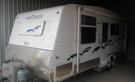 Globe Trotter All Terrain caravan Meadows Mount Barker Area Preview