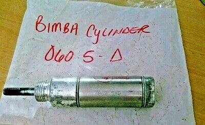Bimba Stainless 060.5-d Pnuematic Cylinder