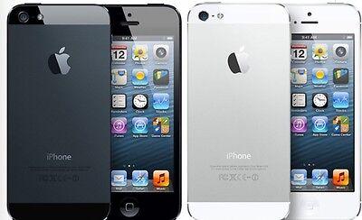 Apple iPhone 5 - 16gb - Factory GSM Unlocked Smartphone (B)