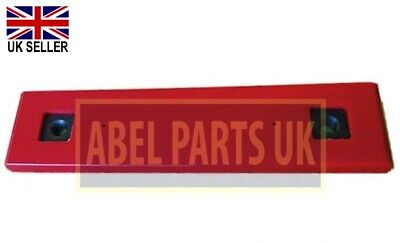 Jcb Parts -- Wear Pad 220mm Long Loadalls Tlt Part No. 29400271