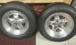 """Set of 4 15"""" pro stars suit early ford xw xy xd Barmera Berri Area Preview"""