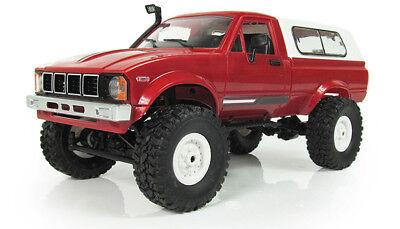 RC Offroad Truck 4WD M 1:6 / 2,4 GHz inkl Akku und Ladegerät rot
