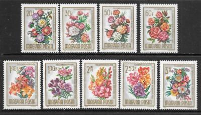 HUNGARY - 1965.  Liberation Anniversary - Set of 9, MNH