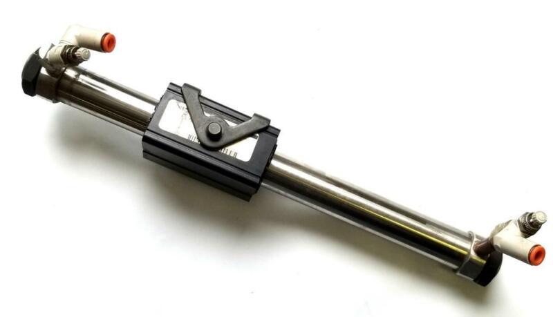 Tolomatic MGC100 SK8 FL FM1 Pneumatic Cylinder