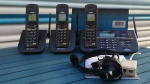 Uniden Repeater Series Extended Digital Technology Cordless Phone Captain Creek Gladstone Area Preview
