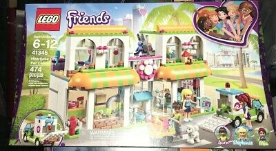 LEGO Friends Heartlake City Pet Center Kids Children Playing Toys Building Kit