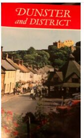 Dunster and District Souvenir Guide.