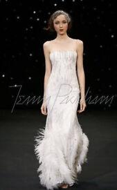 Stunning JENNY PACKHAM wedding dress