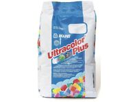 MAPEI ULTRACOLOR PLUS GROUT WHITE 5KG x 4