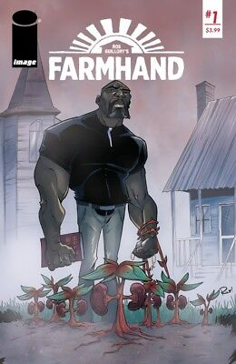 Farmhand  1 2018 Jesse James Comics   A Comic Shop Exclusive Ltd 500 Image 7 11