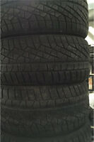 4 Winter tires Pirelli sottozero 245/40/19
