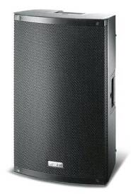 FBT x-lite 15 active speakers