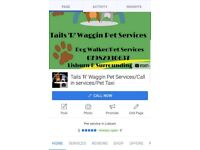 Pet call in service