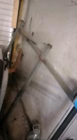Roof bar renual kangoo van