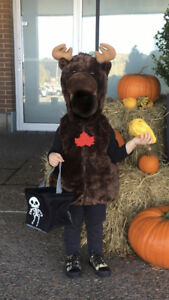 Baby/toddler moose costume