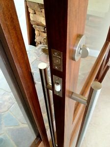 104 Modern Stainless Steel Entrance Entry Door Handles 70 Inches