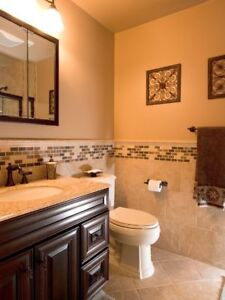 Kitchen,Bathroom, Basement & renovations