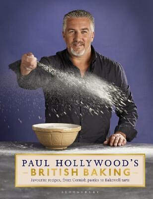 Paul Hollywood's British Baking- electronic book