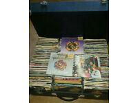 "7"" single vinyl collection"