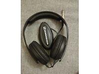 Sennheiser HD 202 dynamic hi-fi stereo headphones