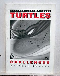 1991-Teenage-Mutant-Ninja-Turtles-Challenges-Comic-Book-Graphic-Novel-102015-JG