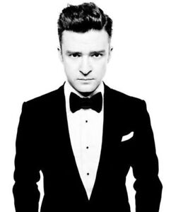 2 or 4 tickets to spend Valentine's Day with Justin Timberlake!