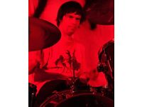 Drummer wants to start or join a 'Blues-Rock-Explosion' style Band