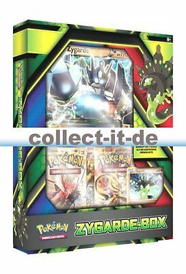 Pokemon - Zygarde Box - Deutsch