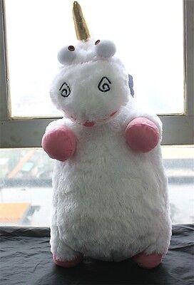 "Large size Despicable Me2 Stuffed Fluffy Unicorn Soft Plush Doll 25"" X'mas Gift"