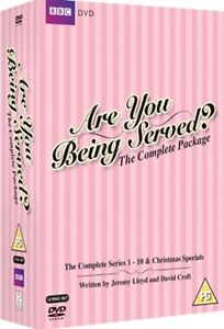 Are You Being Served?: The Complete Package (Box Set) [DVD]