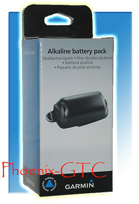 NEW GARMIN OEM ALKALINE BATTERY PACK for RINO 520 520HCx 530 530HCx 010-10571-00