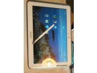 Tablet - Samsung Note 10.1 wifi w/ stylus