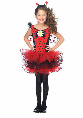 Cutie Lady Bug Ladybug Child - Childrens Bug Costume