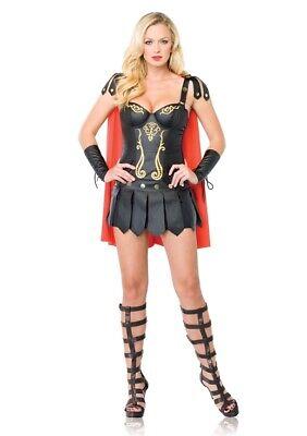 New! Leg Avenue Women's Sexy Spartan Costume, - Sexy Spartan Kostüm