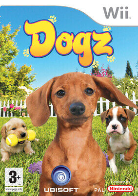 Dogz Wii Nintendo jeu jeux games spellen spelletjes 3840