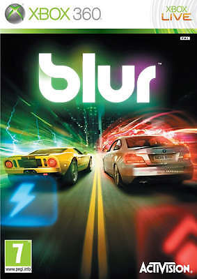 Blur ~ XBox 360 (in Great Condition)