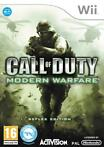 Call of Duty Modern Warfare Reflex (Nintendo Wii)