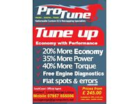 Protune professional remapping service - Is your car Engine optimized ?
