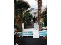 One bedroom Timeshare Apartment in seaside resort in Tenerife. One week, floating time.